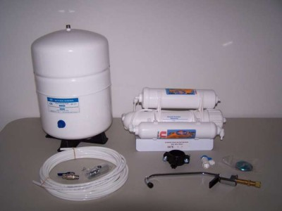Compact 3 Stage Reverse Osmosis